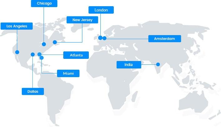 Datacenter Locations